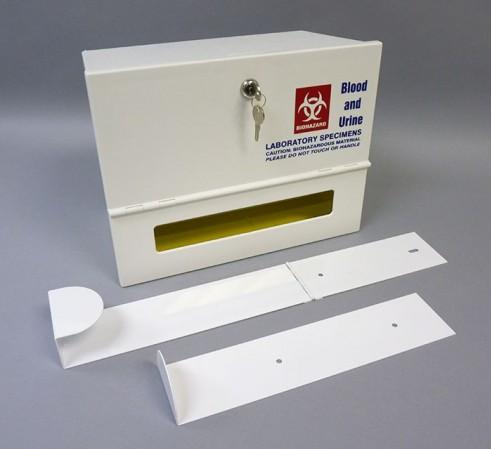Laboratory Drop Box   Duramark® Lock Box   Therapak