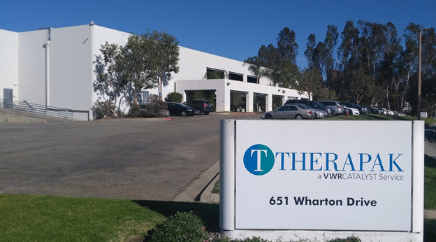 Therapak's Claremont, California Facility