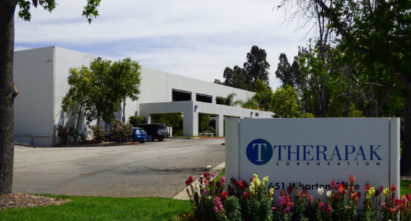 Therapak's Claremont Facility