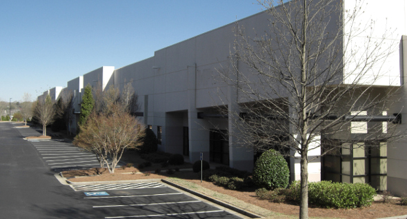 Therapak's Buford Facility