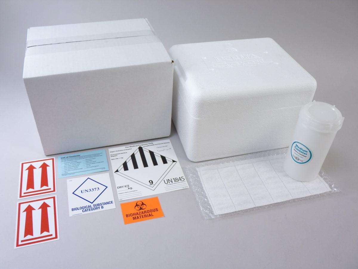 Portable Freezer Box Freezer Shipping Boxes For